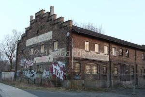 ringgleis ruine