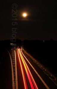 Autobahn_rücklicht