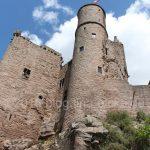 Burgturm Hanstein